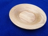 A flat bottomed Oak bowl