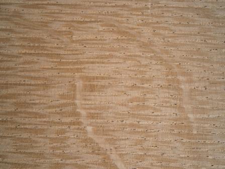 Oak unsanded