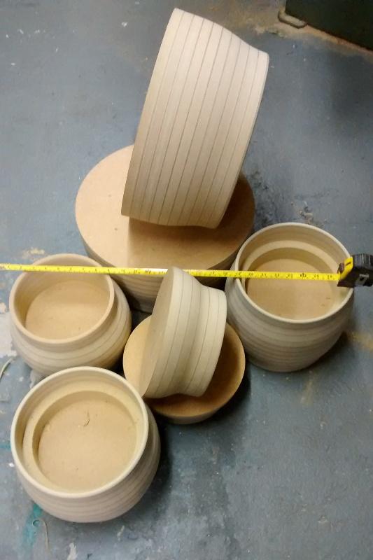Pattern making mould